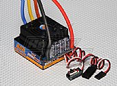 Hobby King 80A Sensored/Sensorless Car ESC