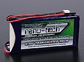 Turnigy nano-tech 2100mAh 2S LiFe Pack reciver