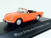 Willys Interlagos Conversível 1963