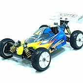 Caster Buggy ZX 1.5 RTR 1/8 Motor GO .25