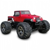 LHP-1017 Bolha Jeep Rubicon 1/8 Monster