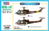Hobby Boss - Bell UH-1C Huey Helicopter - 1/48  HBS ER-85803
