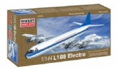 Minicraft - Lockheed L-188 Electra Demonstrator - 1/144 - MIN 14723