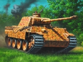 Revell - Tanque Panzer V Panther - 1/72  REV 03107