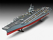 U.S.S. Nimitz CVN-68 (early) - 1/720 - REV 05130