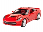 Revell - Corvette 2014 Stingray - 1/25  REV 07060