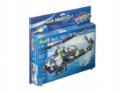 Revell - Model Set - Bell AH-1W SuperCobra - 1/48 (vem com cola, tinta e pincel)  REV 64943