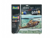 Revell - Model Set Bell AH-1G Cobra - 1/72 -  REV 64956