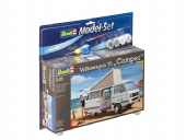 Revell - Model Set - Volkswagen T3 Camper - 1/25  REV 67344