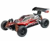 DHK Buggy Wolf RTR 1/10 4X4 Brushed