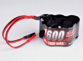TeamC 1600mah Ni-mh Receiver Battery TB0816 HUMP