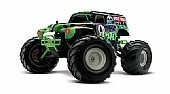 TRAX 7202A - Grave Digger 1/16 2WD Monster Truck RTR