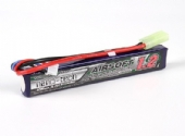 Nano-Tech 15- 25C 1200mah  7.4v Airsoft Gun Battery With Dean