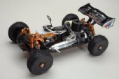 9381 - DHK Automodelo Optimus Gp 1/8 4WD Buggy Nitro Motor 21