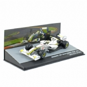 Brawn GP Mercedes BGP 001 - Rubens Barrichello